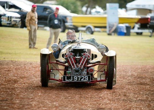 The Concours d'Elegance and Motoring Festival