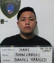 John Carlos Daniel Yangco Haas
