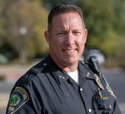 "David Hofmann, Lawrence Police Department police chief pictured on Sept. 25, 2019, signed off on his department appearing on ""Live PD,"" a nearly real-time reality show that airs on A&E. The show features Lawrence officers during their on-duty runs."