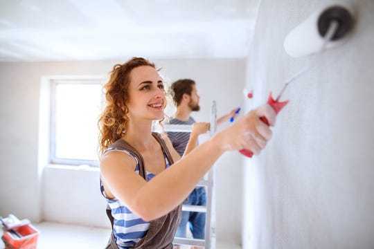 Making home improvements will enhance your home's comfort as well as add to its value.