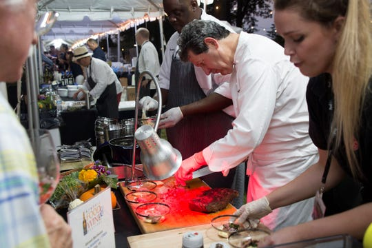 Gerard Bertholon is one of the six French Master Chefs that will be at Memphis Food & Wine Festival on Oct. 12, 2019.