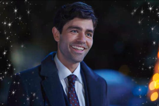 "Adrian Grenier stars in ""Christmas at Graceland: Home for the Holidays."""