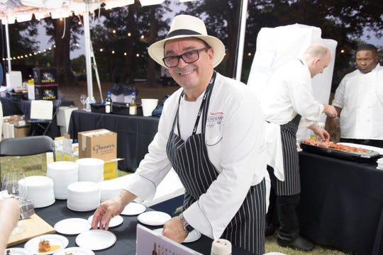 French Master Chef Thierry Rautureau of Seattle, WA will be returning to the Memphis Food & Wine Festival for the second time.