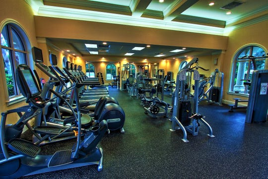 When choosing a country club, look for on-site amenities that meet your lifestyle needs, such as a fitness center.
