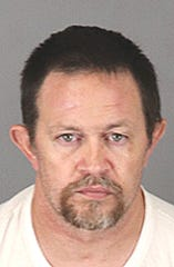 Victor David Lindzy, 48, of Lake Elsinore was arrested and booked Wednesday on suspicion of murder.
