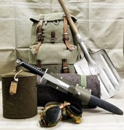 Grenadier Auctions offers a range of militaria that attracts buyers from everywhere.