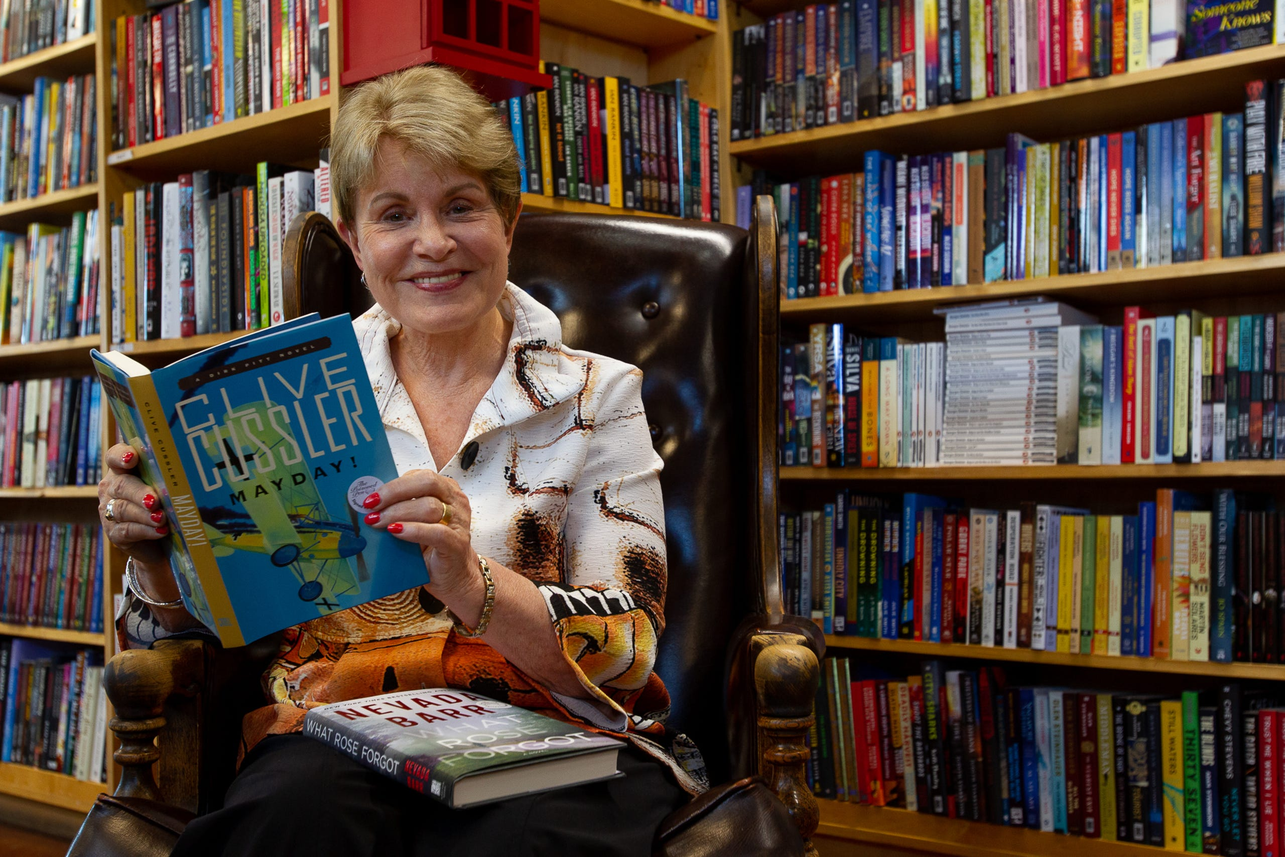 Barbara G. Peters started Poisoned Pen Bookstore 30 years ago.
