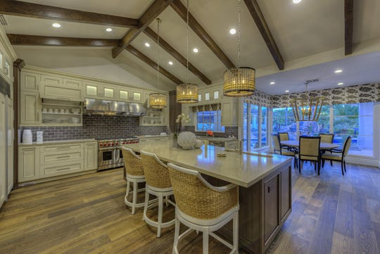 Brian and Karen Ruth paid $2.75 million for this home in Paradise Valley.