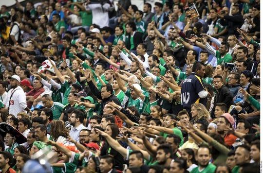 El grito homófobo será castigado por la Liga MX.