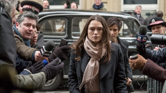"Keira Knightley stars in ""Official Secrets,"" playing at Small Star Art House."