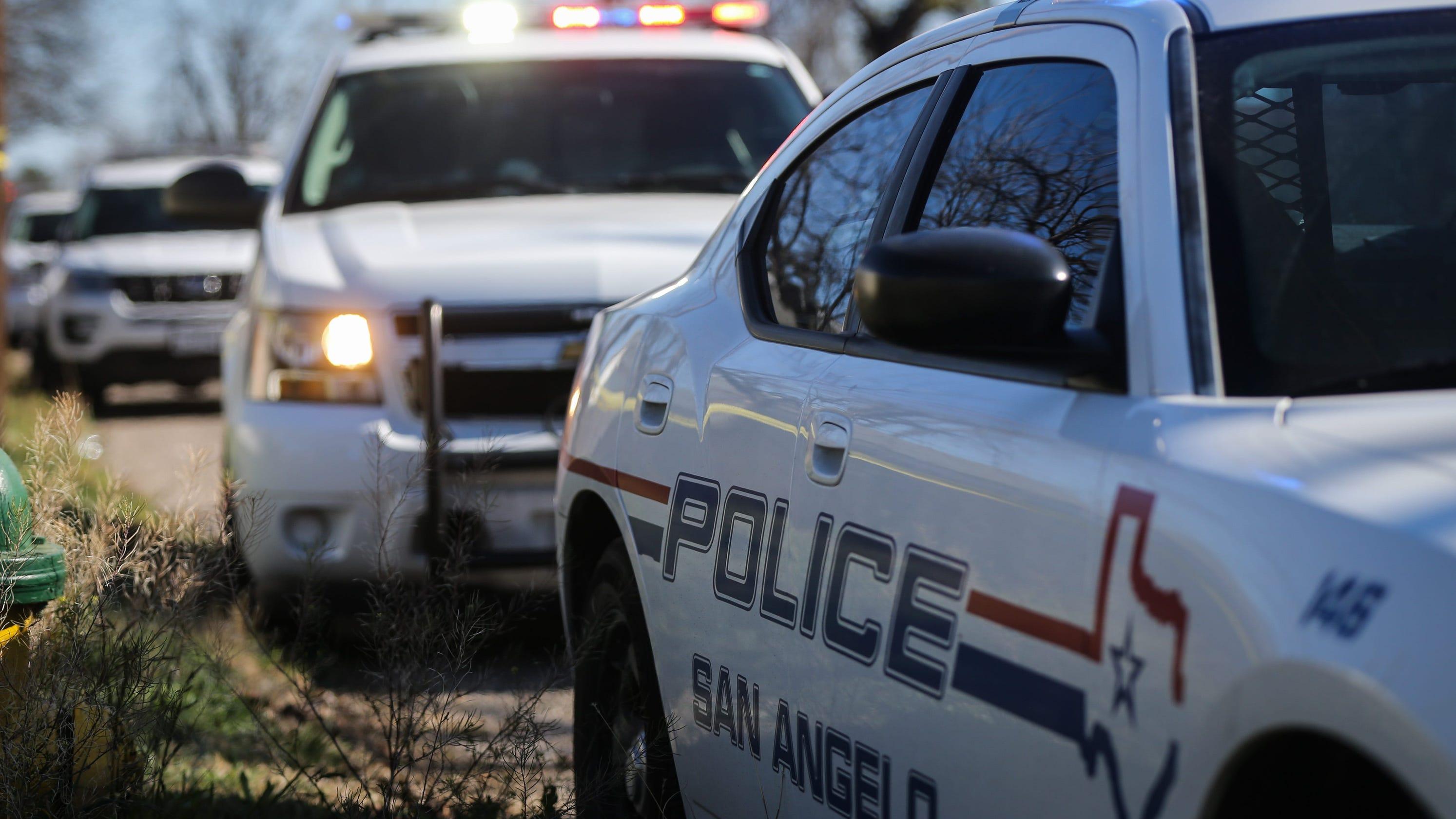 San Angelo police change crash reports due to coronavirus concerns