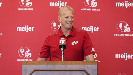 Kalen DeBoer is in his first season as the offensive coordinator at Indiana