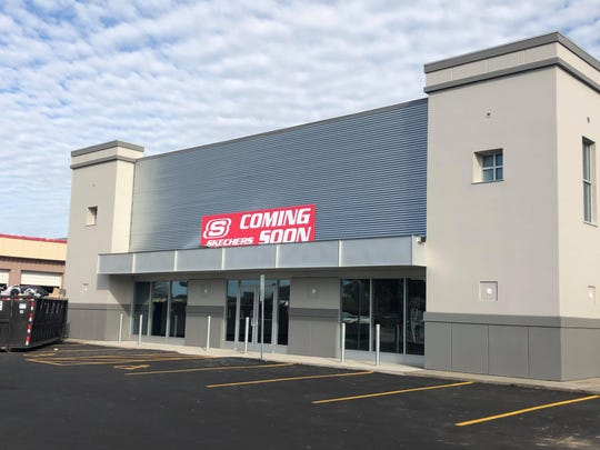 A Skechers store is coming to West 41st Street in Sioux Falls.