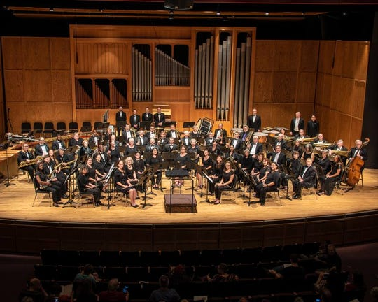 Tallahassee Winds will perform Nov. 19 at FSU's Opperman Music Hall.