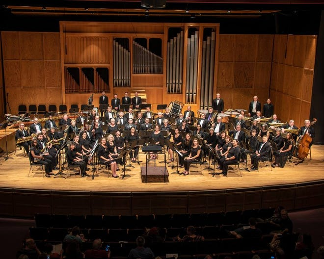 Tallahassee Winds will perform Tuesday, Oct. 1, at FSU's Opperman Music Hall.