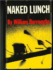 "This copy of ""Naked Lunch"" is in the FSU Libraries Special Collections."