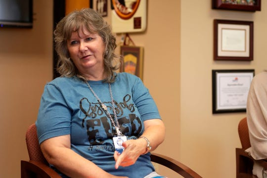Bay District Schools Homeless Liaison Kay Daniels shares what she has experienced in her line of work when dealing with students who are still displaced 11 months after Hurricane Michael tore through the Panhandle.