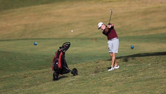 Boys golf Big Bend Championship at Southwood Golf Club on Wednesday, Sept. 25, 2019.