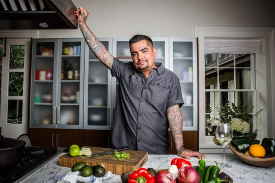 Chef Aarón Sánchez, who is proudly from El Paso, has penned a book about his life. It will be released on Oct. 1.