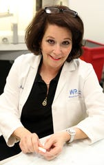 Dr. Caren E. Greenstein, radiologist and director of breast imaging at the White Plains Hospital Center Sept. 26, 2019.