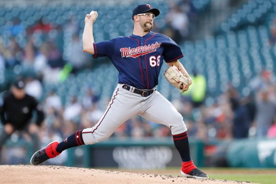 In his past three starts, Randy Dobnak has been all the Twins could have asked for and more, giving up just two earned runs in a combined 16 innings pitched.