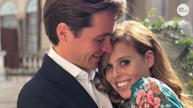 Princess Beatrice May 29 Royal Wedding Set After Prince Andrew Drama