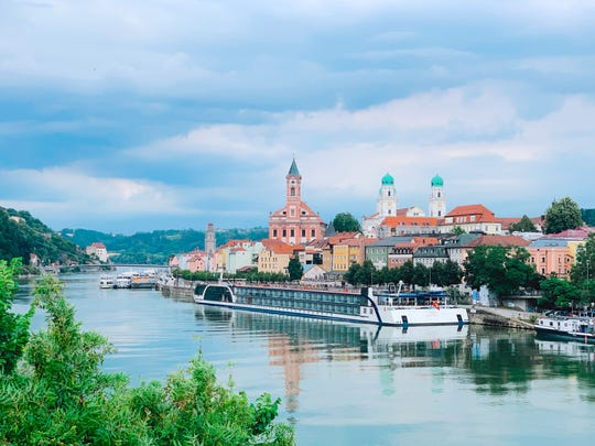 Many Danube cruises start in or pass through the historic Bavarian city of Passau, Germany.