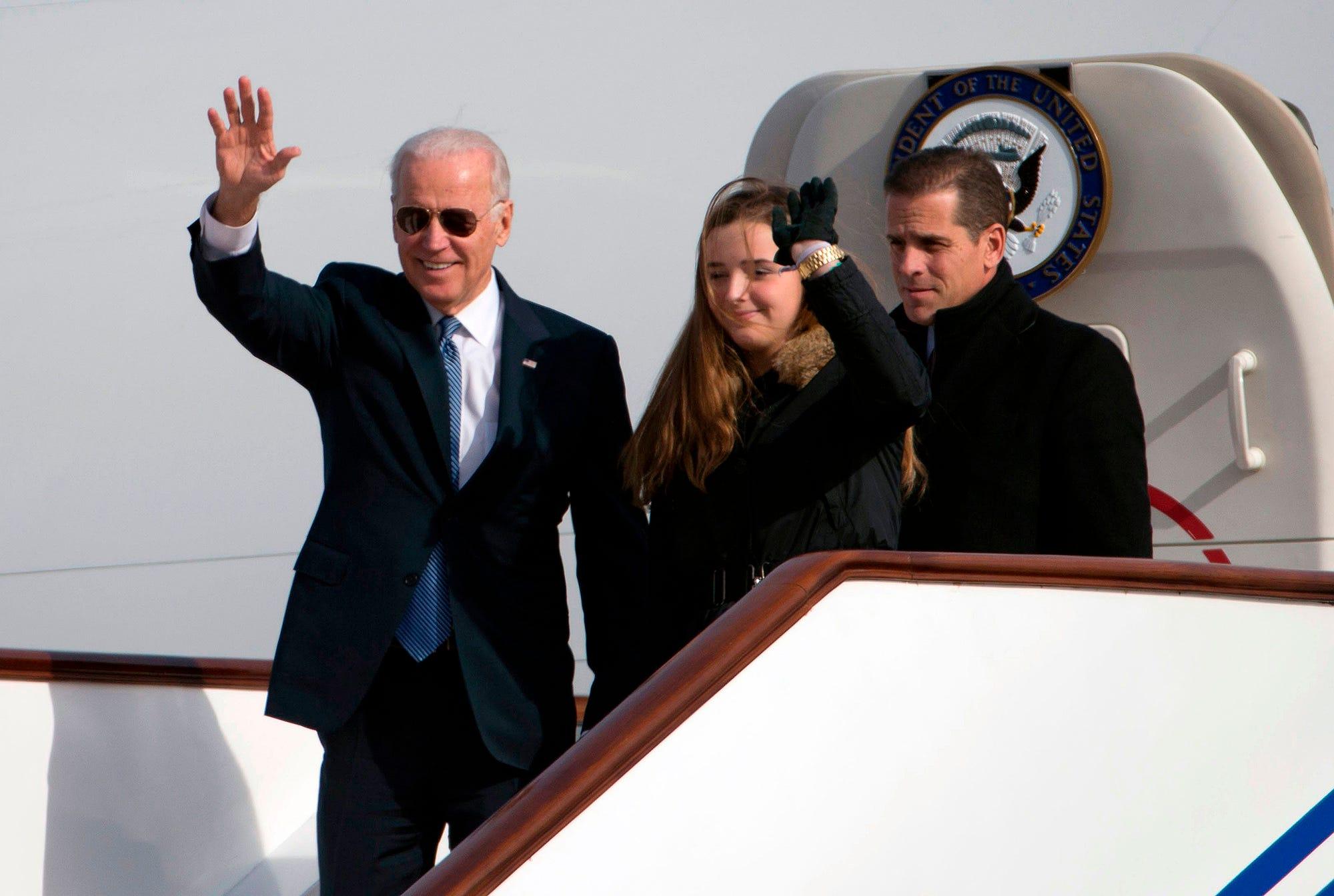 Hunter Biden Who Is Joe Biden S Son Mentioned In Ukraine Trump Call