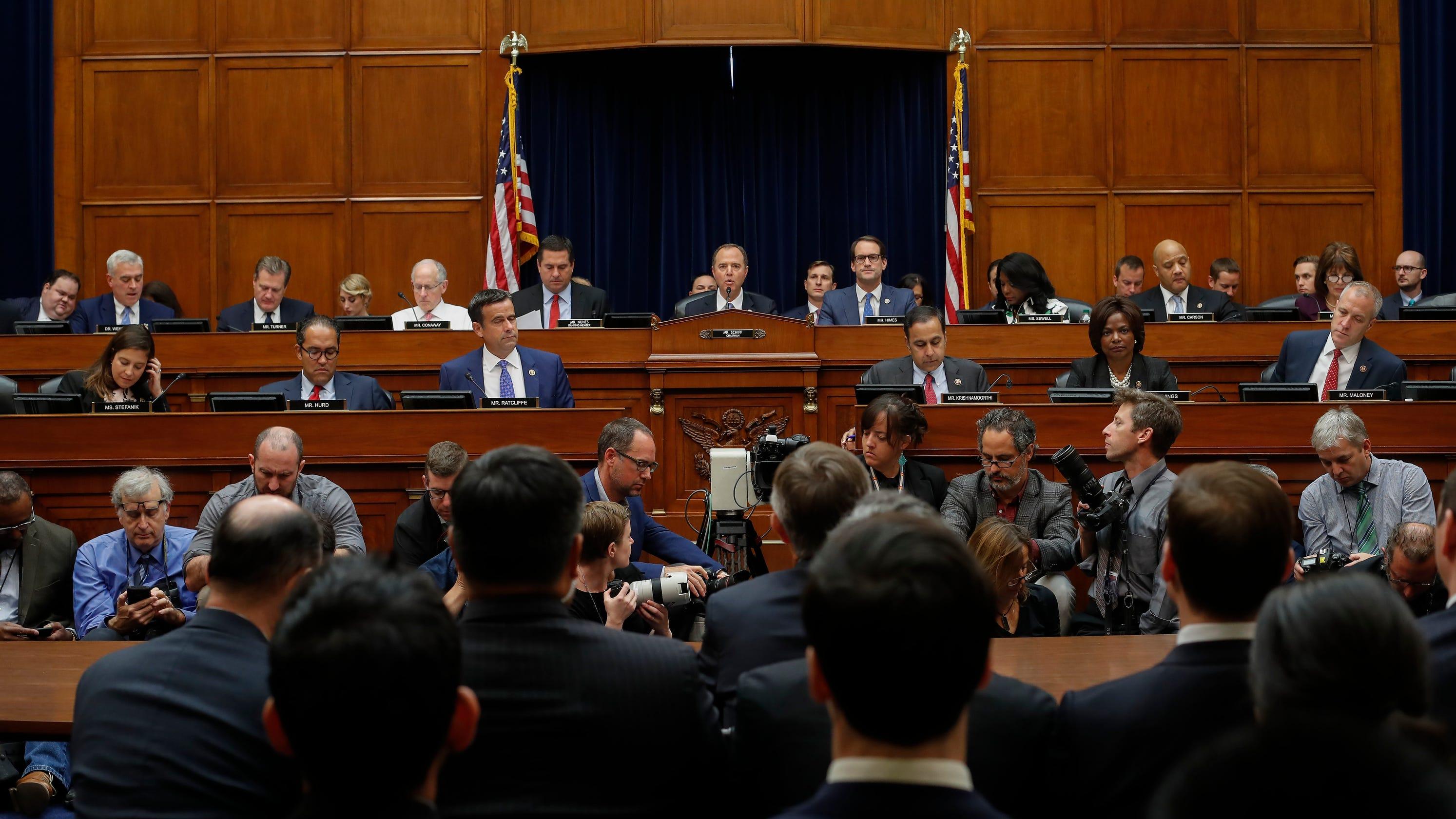 Trump Ukraine scandal: Congress needs impartial ...