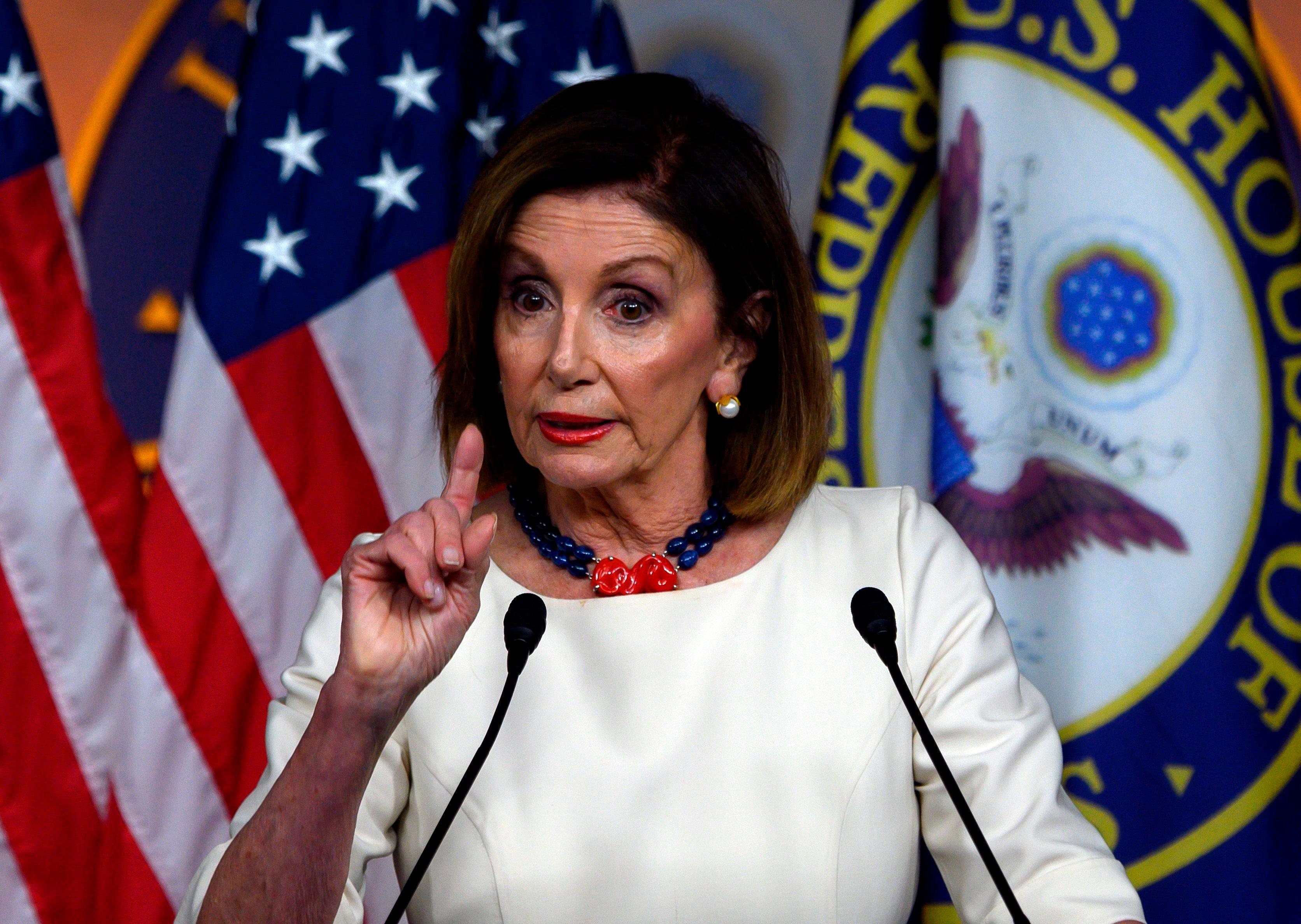 Democrats threaten to subpoena White House for documents in impeachment inquiry