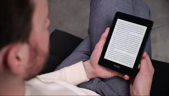 The Kindle Paperwhite has 24 levels of illumination.