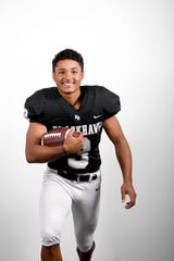 Joe Jones is a junior running back for the North Buncombe Black Hawks.