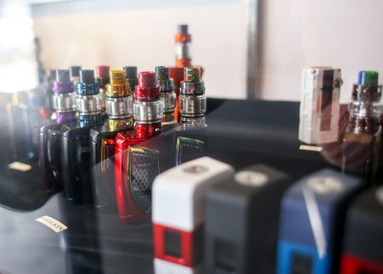 Victory Vape and Coffee Shop opened just months ago in Port Orchard and sells both made to order coffee and vape products.