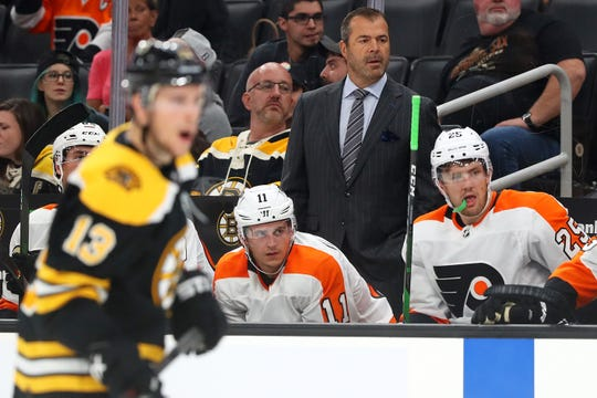 Head coach Alain Vigneault and the Flyers will have much to get used to as they start their season with a 4,000-mile flight to Europe.
