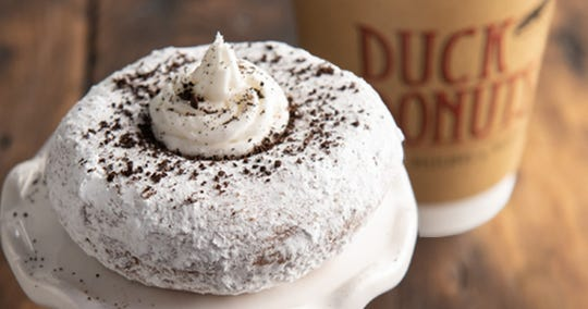 Duck Donuts has something special to pair with your favorite doughnut.