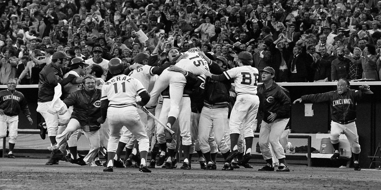 Cincinnati Reds 150th anniversary: 2nd best game, winning the 1972 NL  pennant