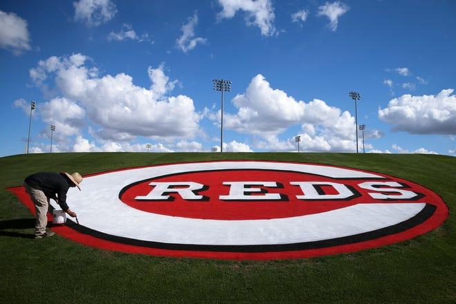 The Cincinnati Reds' spring training complex is in Goodyear, Arizona.