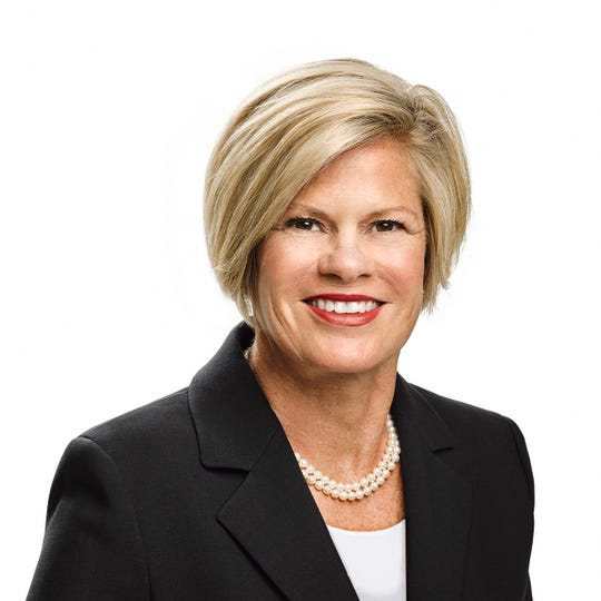 Laura Brunner is president and CEO of The Port.