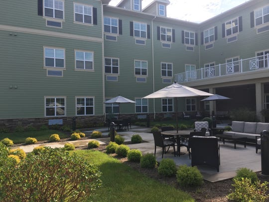 Jubilee House is open to residents near the corner of Warfield and Ted Crozier Sr. boulevards.