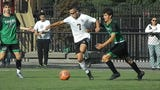 The South Plainfield boys soccer team defeated South River 2-1 in a GMC Blue Division matchup on Friday, Sept. 27, 2019.