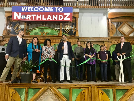 Northlandz held a grand reopening and ribbon cutting on Thursday, Sept. 26.