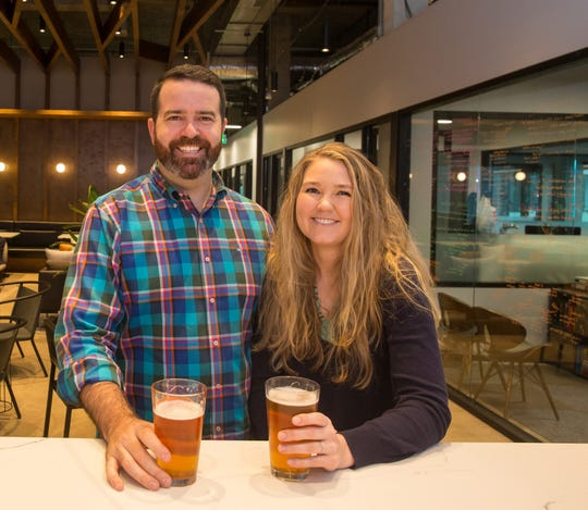 Zach Dobeck and Ann Dobeck hope to open Kinship Brewing Company alongside the Raccoon River Valley Trail in Waukee by summer 2020.