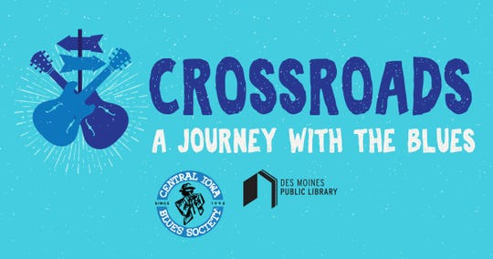 The Des Moines Public Library's yearlong blue series comes to an end Oct. 5 with an afternoon concert at the Forest Avenue Library.