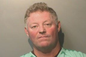 Shawn William Durrell arrested for alleged sexual misconduct with an inmate.