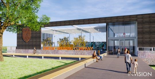 Kinship Brewing is aiming to open alongside the Raccoon River Valley Trail in Waukee by summer 2020.