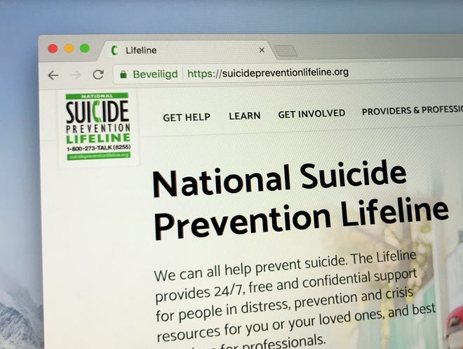 Lack of insurance, social isolation, low incomes, and the presence of gun stores were among the variables that correlated to heightened rates of suicide, according to the study published last year in the journal JAMA Network Open. (Dreamstime/TNS)