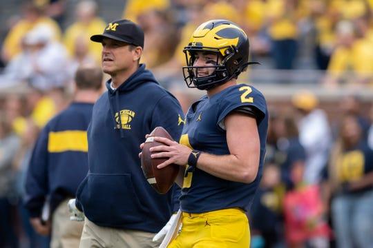 Michigan hosts Iowa at noon Saturday on Fox.