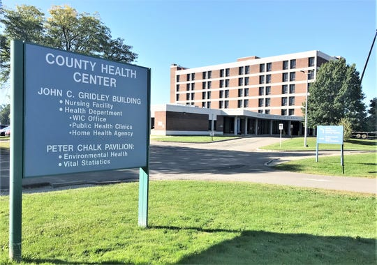 Chemung County health officials are investigating a case of Legionnaires' disease at the county nursing facility.