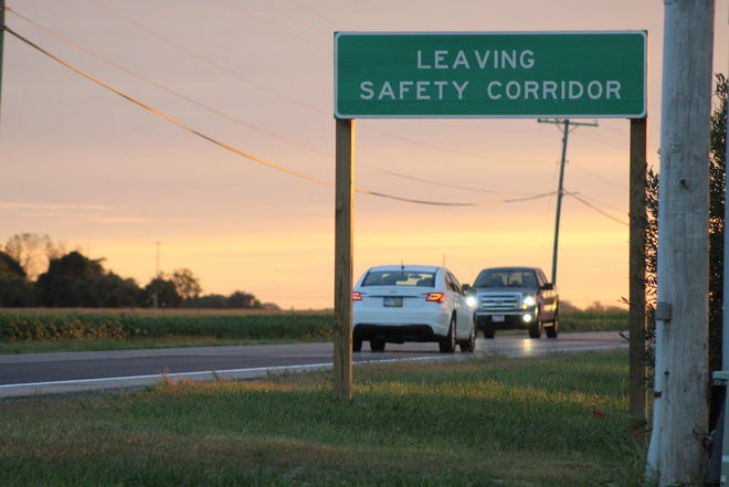 A 45-mile stretch of U.S. 6 is under more surveillance as law enforcement hopes to curtail crashes.