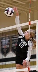 Greer hosts Eastside in volleyball Thursday, September 26, 2019, at Lewis Phillips Gym.